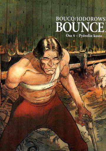 Bouncer 4 - Pyövelin kosto