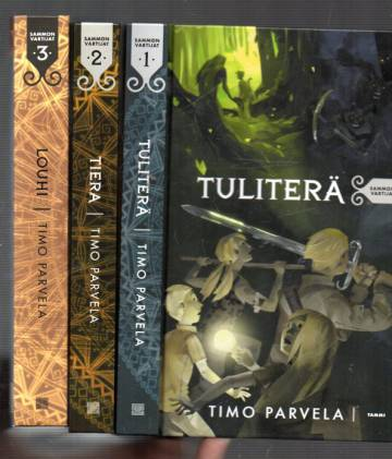 Sammon vartijat -trilogia