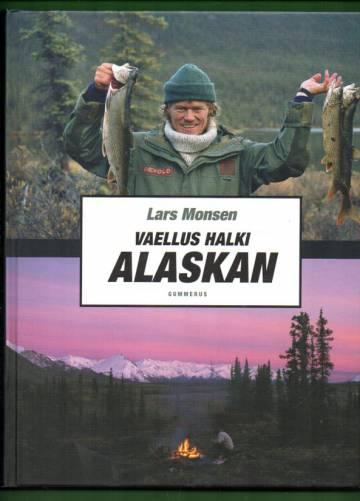 Vaellus halki Alaskan