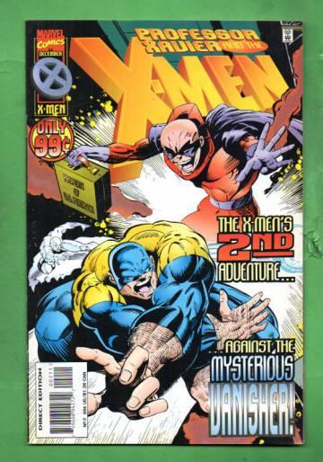 Professor Xavier and the X-Men Vol.1 #2 Dec 95