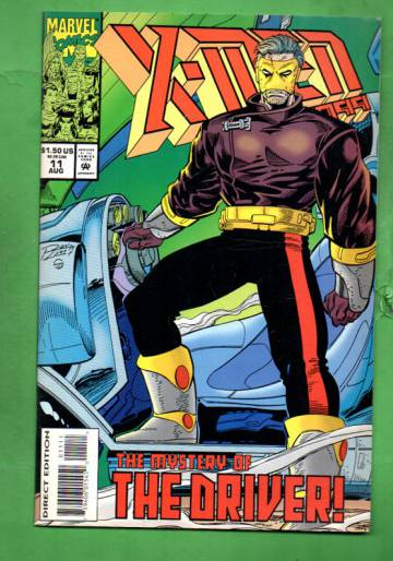 X-Men 2099 Vol.1 #11 Aug 94