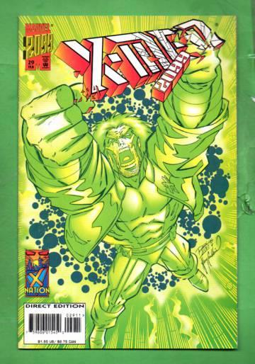 X-Men 2099 Vol.1 #29 Feb 96