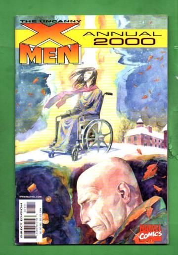 Uncanny X-Men Annual 2000