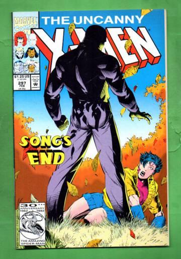 Uncanny X-men Vol.1 #297 Feb 93