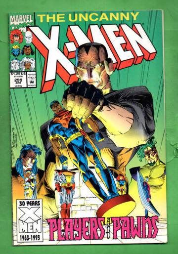 Uncanny X-Men Vol.1 #299 Apr 1993