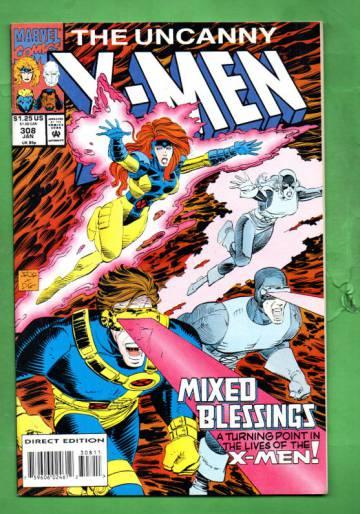 Uncanny X-men Vol.1 #308 Jan 94