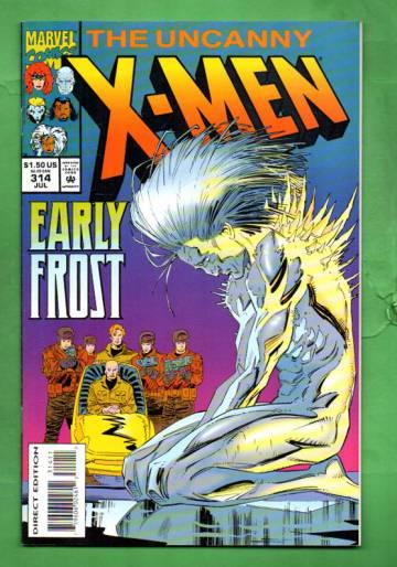 Uncanny X-men Vol.1 #314 Jul 94