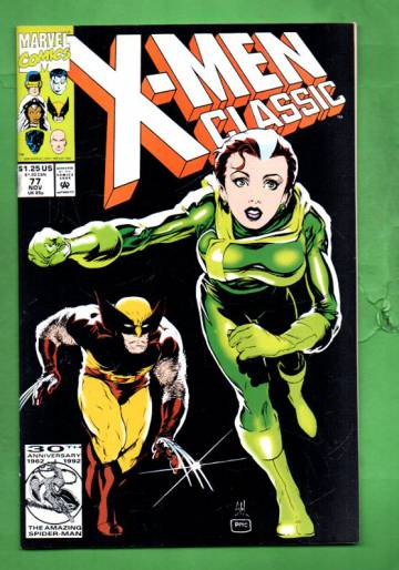 X-Men Classic Vol.1 #77 Nov 92