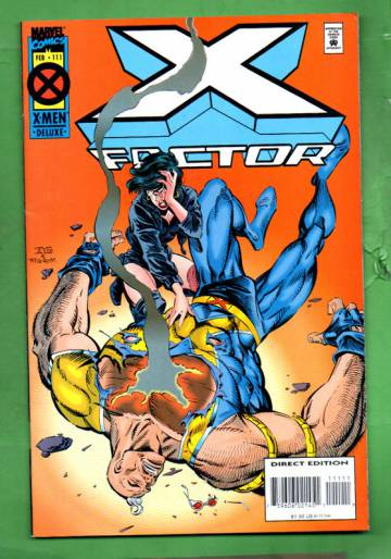 X-Factor Vol.1 #111 Feb 95