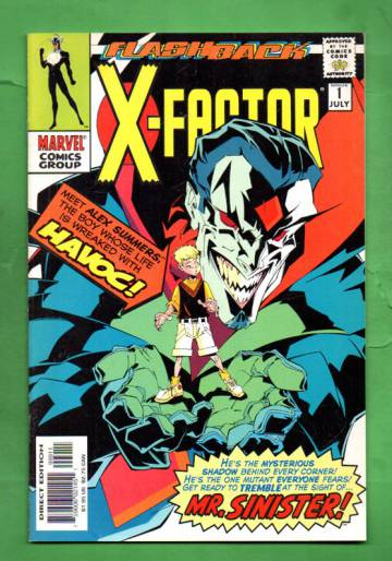 X-Factor Vol.1 #-1 Jul 97