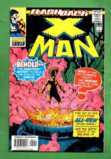 X-Man Vol.1 #-1 Jul 97