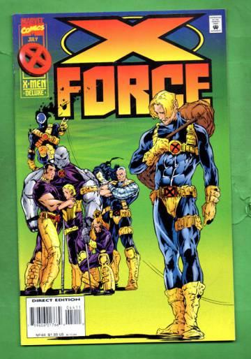 X-Force Vol.1 #44 Jul 95