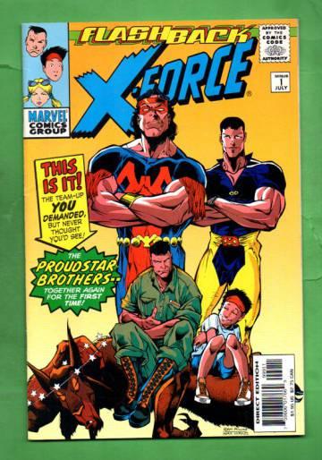 X-Force Vol.1 #-1 Jul 1997