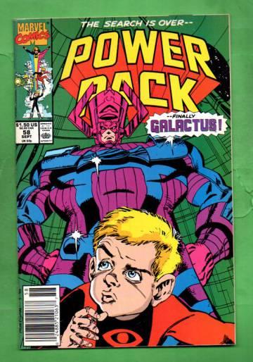 Power Pack Vol.1 #58 Sep 90