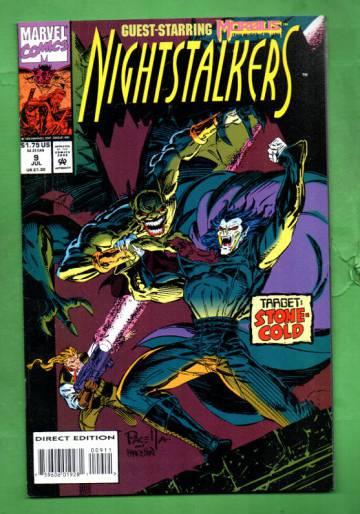 Nightstalkers Vol. 1 #9 Jul 93