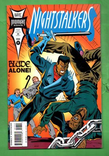 Nightstalkers Vol. 1 #17 Mar 94