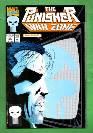The Punisher: War Zone Vol.1 #15 May 93
