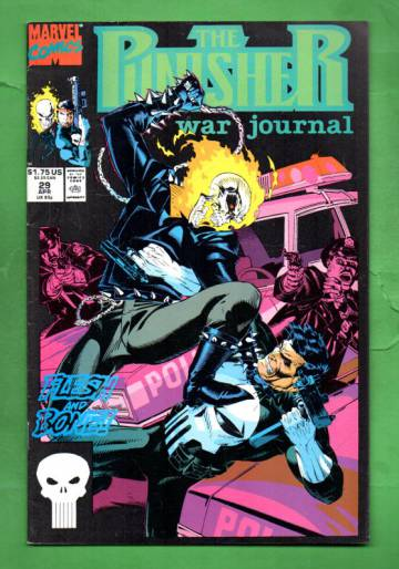 The Punisher War Journal Vol.1 #29 Apr 91