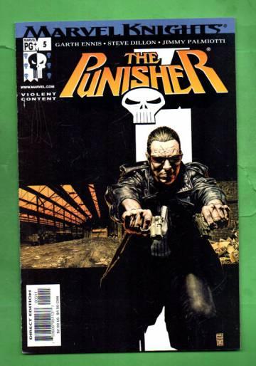 The Punisher Vol.4 #5 Dec 01