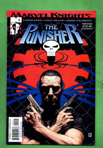 The Punisher Vol. 4 #2 Aug 01