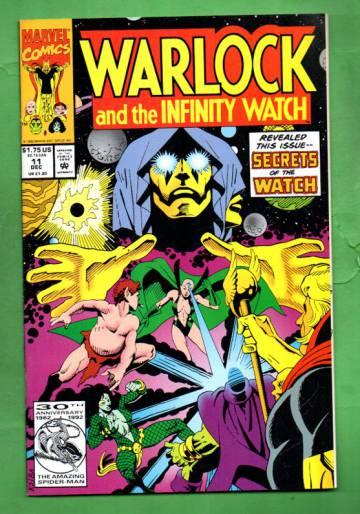 Warlock and the Infinity Watch Vol. 1 #11 Dec 92