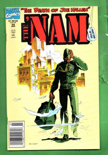 The 'Nam Vol.1 #54 Mar 91