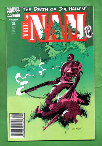 The 'Nam Vol.1 #55 Apr 91