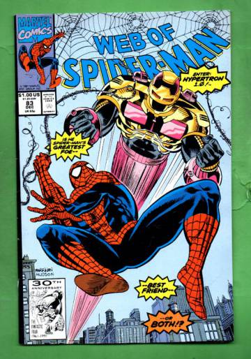 Web of Spider-Man Vol.1 #83 Dec 91