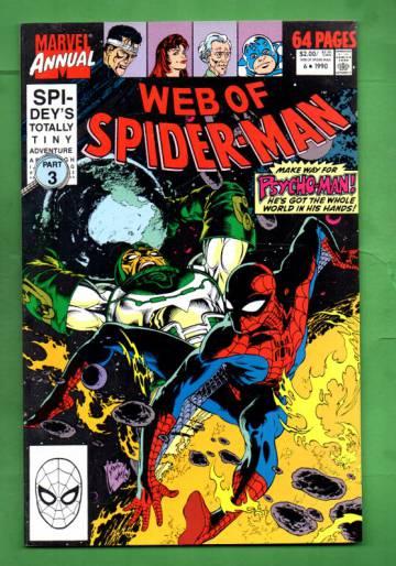 Web of Spider-Man Annual Vol.1 #6 90