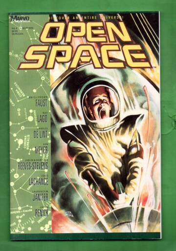 Open Space Vol. 1 #4 Aug 90
