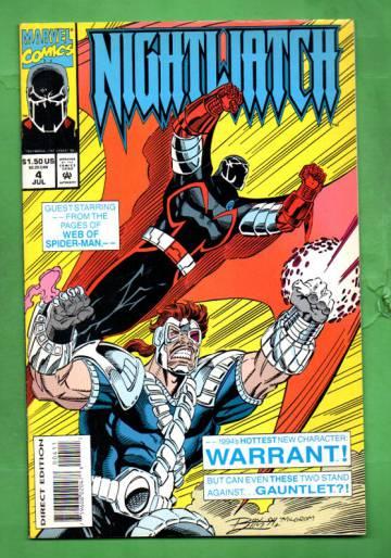 Nightwatch Vol. 1 #4 Jul 94