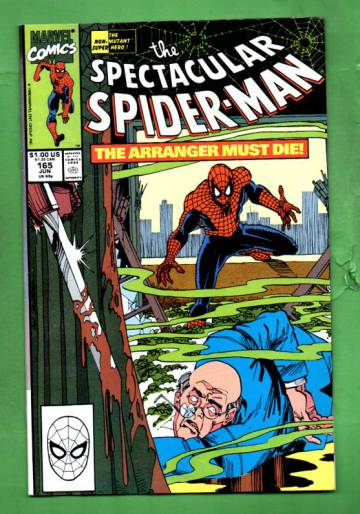 The Spectacular Spider-Man Vol.1 #165 Jun 90
