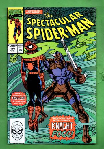 The Spectacular Spider-Man Vol.1 #166 Jul 90
