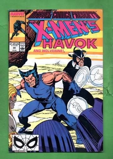 Marvel Comics Presents Vol.1 #30 Oct 89