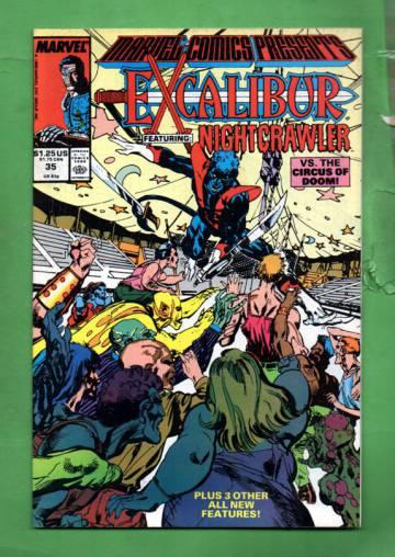 Marvel Comics Presents Vol.1 #35 Nov 89