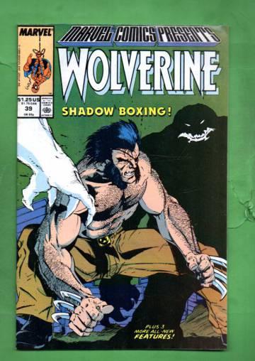 Marvel Comics Presents Vol.1 #39 Jan 90