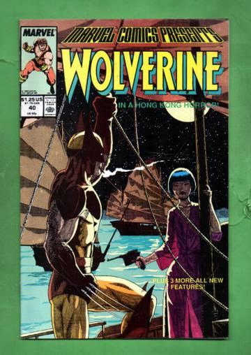 Marvel Comics Presents Vol.1 #40 Dec 89