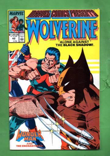 Marvel Comics Presents Vol.1 #42 90