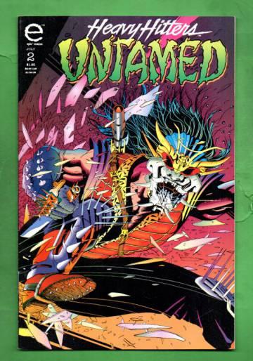 Untamed Vol. 1 #2 Jul 93