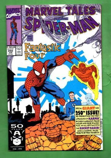 Marvel Tales Featuring Spider-Man Vol.1 #250 Jun 91