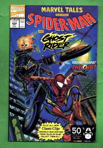 Marvel Tales Featuring Spider-Man Vol.1 #254 Oct 91