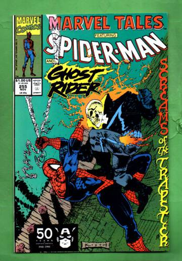 Marvel Tales Featuring Spider-Man Vol. 1 #255 Nov 91