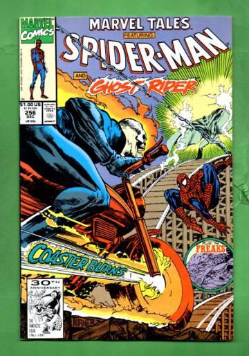 Marvel Tales Featuring Spider-Man Vol.1 #256 Dec 91