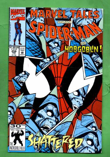 Marvel Tales Featuring Spider-Man Vol.1 #258 Feb 92
