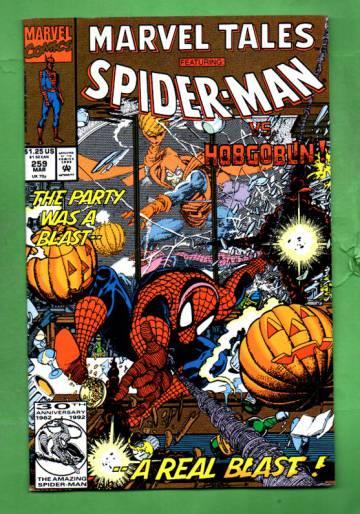 Marvel Tales Featuring Spider-Man Vol.1 #259 Mar 92