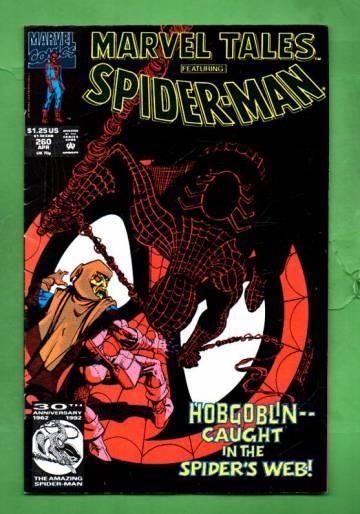 Marvel Tales Featuring Spider-Man Vol.1 #260 Apr 92