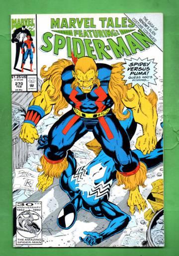 Marvel Tales Featuring Spider-Man Vol.1 #270 Feb 93