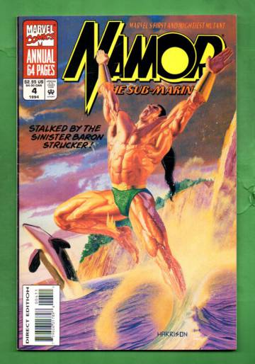 Namor, The Sub-Mariner Annual Vol. 4 #4 94