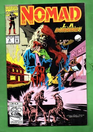 Nomad Vol. 2 #8 Dec 92