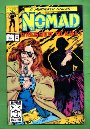 Nomad Vol. 2 #11 Mar 93